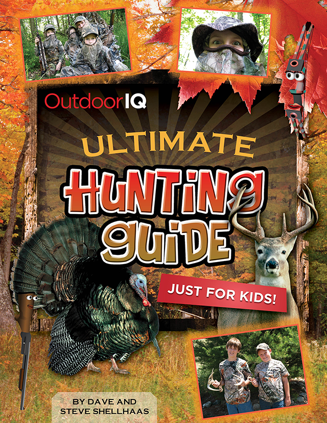Outdoor IQ: Ultimate Hunting Guide Just For Kids!
