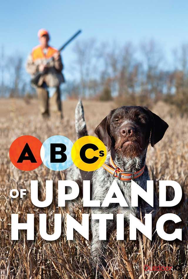 OutdoorIQ: ABCs of Upland Hunting - front cover