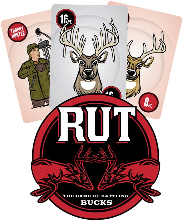Rut Card Game: A Game of Battling Bucks